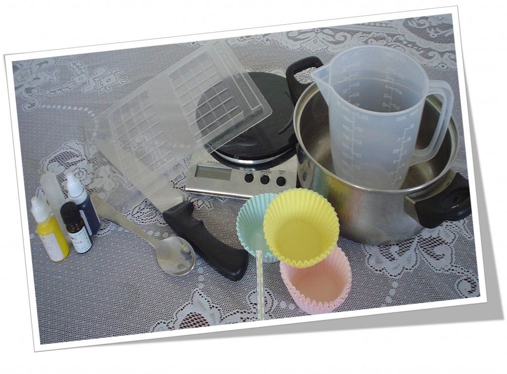 basic-equipment-for-homemade-soap-making-recipes