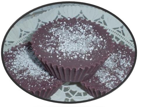 cupcake chocolate handmade soap